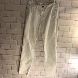 Abercrombie and Fitch chinos